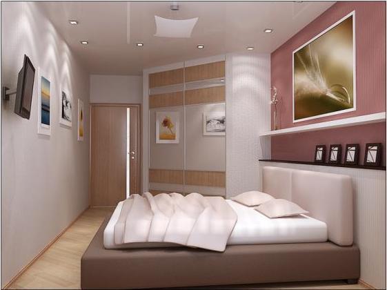 Дизайн 12 кв метров